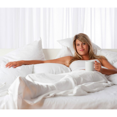 400 Thread Count White Egyptian Cotton Duvet Covers