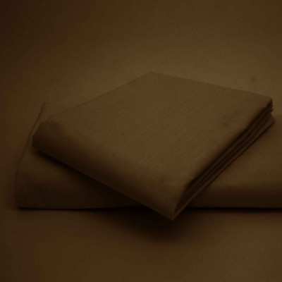 200 Thread Count Brown Egyptian Cotton Duvet Covers