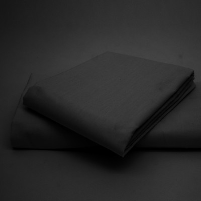 Polycotton Percale Black Housewife Pillow Cases( 180 Thread Count)