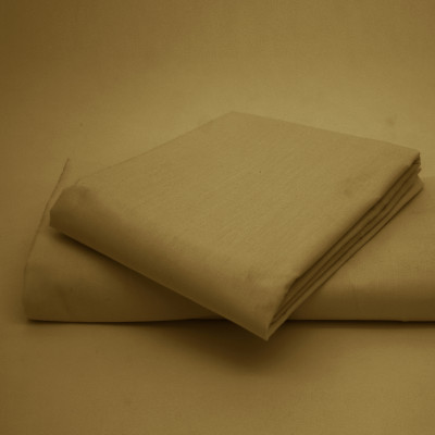 Polycotton Percale Walnut Housewife Pillow Cases( 180 Thread Count)