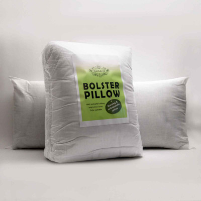 Super Soft Hollow Fibre Bolster Pillows