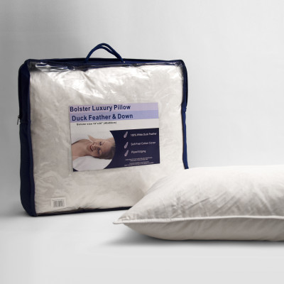 Duck Feather Down Superking Pillow