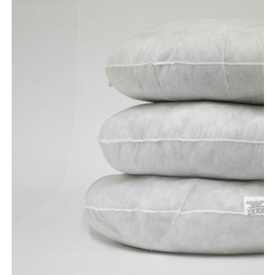 Extra Filled Polyester hollow fibre Round Cushion Pads
