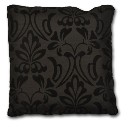 Montana Floral Black Filled Cushions