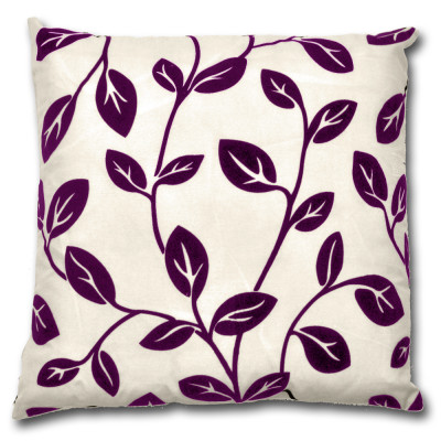 Dakota Floral Mulberry Filled Cushions