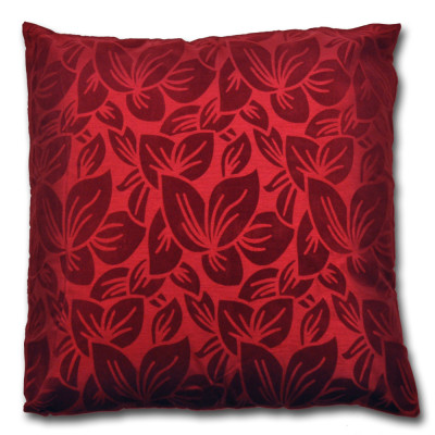Wyoming Floral Wine Filled Cushion