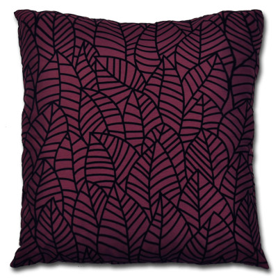 Nevada  Faux Silk Mulberry Filled Cushion