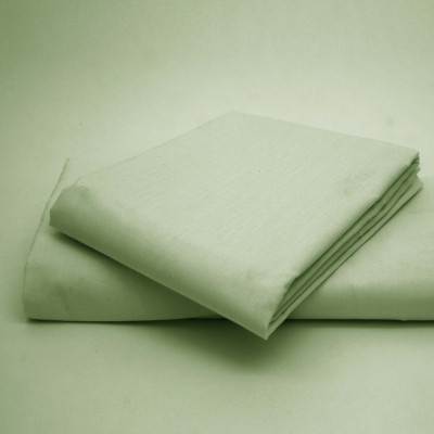 Polycotton Mint Housewife Pillow Cases( 150 Thread Count)