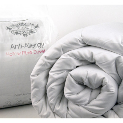 Poly Cotton Cased Polyester Hollow Fibre13.5 Tog Synthetic Duvet
