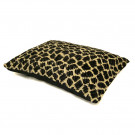 Faux Fur  Cheetah Dogbed / Cat Petbed Cover