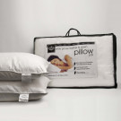 Goose Feather 15%Down Standard Pair Of Pillows