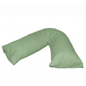 V-Shaped Mint Pregnancy Orthopaedic Pillow Cases