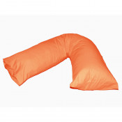 V-Shaped Peach Pregnancy Orthopaedic Pillow Cases
