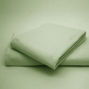 Luxurious Mint  Bolster Pillow Case