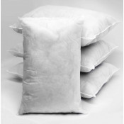 Polyester hollow fibre Oblong Cushion Pads in Pack of 4