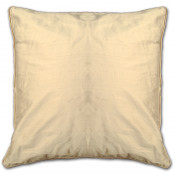 Pure Silk Natural Cushion Cover