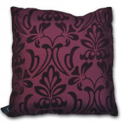 Montana Floral Mulberry Cushion Cover