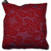 Oregon Floral Mulberry Cushion Cover