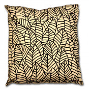 Nevada  Faux Silk Cream Cushion Cover
