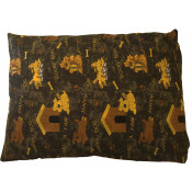 Happy Dog Camouflage Large Dogbed Cover