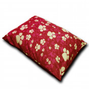 Paw-Wine Polycotton Dogbed Cover