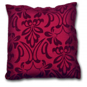 Montana Floral Red Filled Cushions