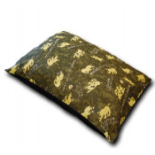 Walkies-Khaki Large Dogbed Cover