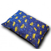 Walkies Blue Large Dog Bed