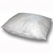 Small White Dog Bed Cosy Pillow