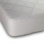 10 inch Deep Quilted Mattress Protector
