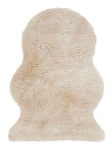 Auckland Luxury Faux Fur Sheepskins in Honey
