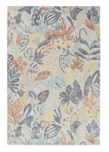 Esala Botanical Wool Rugs by Scion in 026501 in Gelato