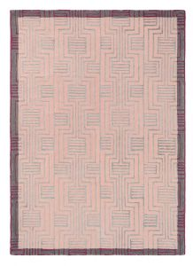 Kinmo Rugs 56802 by Ted Baker in Pink