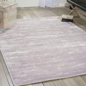 Calvin Klein Lunar Plain Rugs LUN1 PLT in Platinum Grey