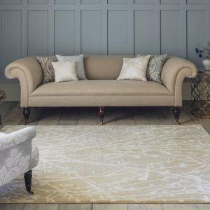 Meadow Linen Rugs 46809 by Sanderson