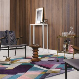 Mosaic Rugs 57605 by Ted Baker