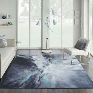 Le Reve Rugs LER06 in charcoal Multi by Nourison