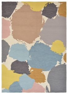 Paletto Indoor Outdoor Abstract Shore Rugs 444204 by Harlequin