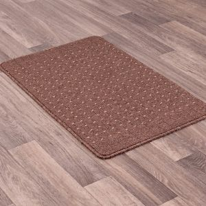 Pin Dot Washable Multi Mat in Mink
