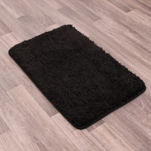 Pinnacle Washable Rugs in Black by Rugstyle