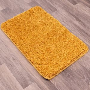 Pinnacle Washable Rugs in Gold by Rugstyle