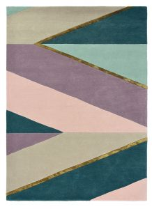 Sahara Rugs 56102 by Ted Baker in Pink