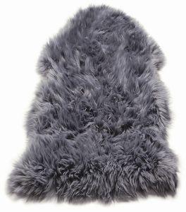 Sheepskin Rugs in Grey