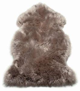 Sheepskin Rugs in Mink