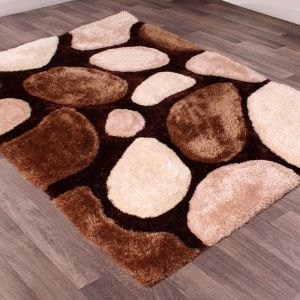 Stepping Stones Rugs in Natural