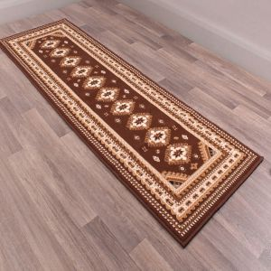 Malak Runners in Brown by Rugstyle