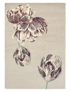 Tranquility Rugs 56001 by Ted Baker in Beige
